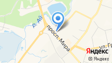 Домино на карте