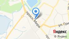 LUSSO на карте