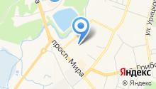 RIDENT на карте