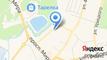 Златресурс на карте