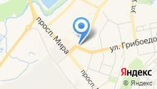 Банкомат, Райффайзенбанк на карте