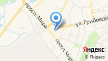 Аверс-Норд на карте