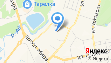 Детский сад №90 на карте