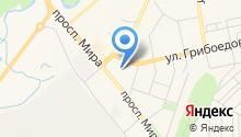 Банкомат, Банк Снежинский, ПАО на карте