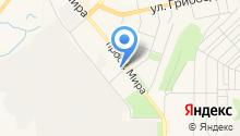 АЗС Max & Den на карте
