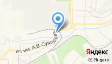 LADA-Владомир на карте