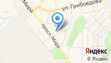Златоустовский межрайонный отдел Управления Федеральной службы РФ по контролю за оборотом наркотиков по Челябинской области на карте