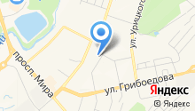 Lightnet на карте