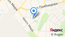 Городское коллекторское агентство на карте