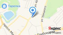 Гарант-Эксперт на карте