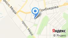 ДОМА-ХОРОШО & HoReCa на карте