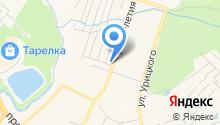 АвтоПомощь на карте
