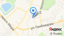 АRtist на карте