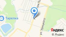 Контакт-плюс на карте