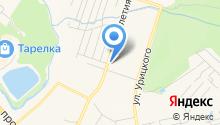 Вилла на карте