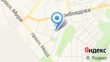 Златоустовская городская больница №3 на карте