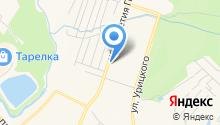 Компания по изготовлению памятников на карте