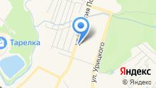 Cheltabak.ru на карте