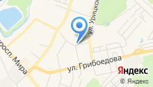 Варвара на карте