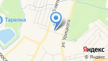 ЯзовХАН на карте