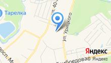 Детский сад №72 на карте