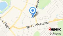 Жилкомэлектро на карте