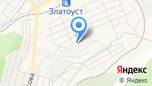 Златоустовское строительно-монтажное управление на карте