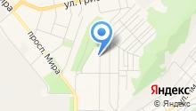 Городская детская больница №1 на карте