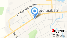 гостиница магистраль на карте