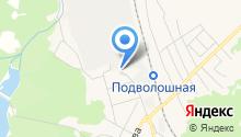 Уралгофротара на карте