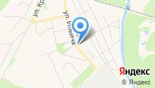Производственное жилищно-коммунальное управление поселка Динас на карте