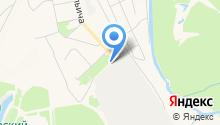 Первоуральский Динасовый Завод на карте