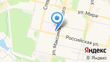 Ревдинская городская больница на карте