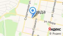 Дикий Хмель на карте