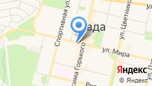 Барин на карте