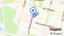 ЮРК Партнер на карте
