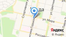 Платёжный терминал, Совкомбанк, ПАО на карте
