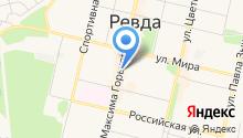 Инспекция Гостехнадзора по Свердловской области на карте