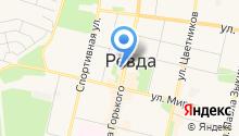 Центральная городская библиотека им. А.С. Пушкина на карте
