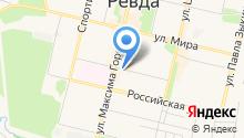 Страховое агентство Вертекс на карте