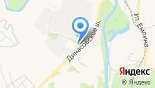 Битстоп на карте
