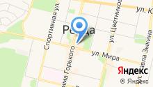 Диолла на карте