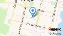 Свердловская птицефабрика на карте