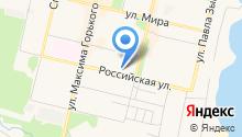 Вита на карте