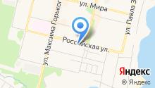 Восточный пир на карте