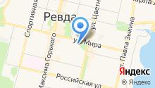 УнивербытЪ на карте