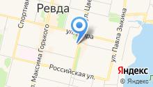 Желдормедицина на карте