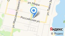 3-й микрорайон, ТСЖ на карте