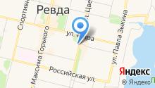Пятница на карте