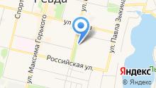 Почтовое отделение №280 на карте